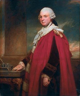 Philip Yorke, 2nd Earl of Hardwicke - The 2nd Earl of Hardwicke.