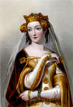 Philippa of Hainault, Queen consort of England.jpg