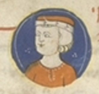 Philip I, Count of Boulogne - Image: Philippe Hurepel
