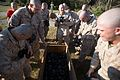 Photo Gallery, Marine recruits breathe easy after gas chamber training on Parris Island 131029-M-PG802-119.jpg