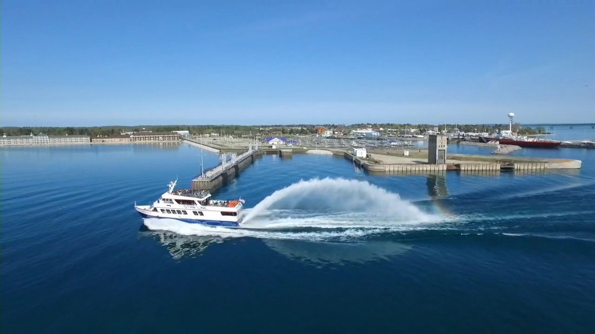 Mackinaw Island Ferry Reservation Needed