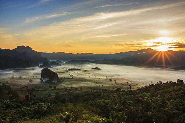 Чет Сао Ной и Дой Чонг получат статус новых национальных парков.