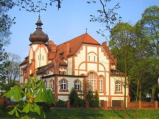 Piła Place in Greater Poland Voivodeship, Poland