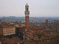Piazza del Campo des del facciatone, Siena.JPG
