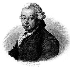 Pierre Poivre - Engraving of Pierre Poivre.