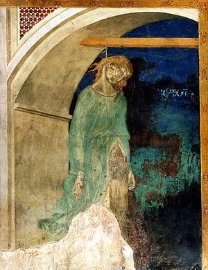 Judas hanged