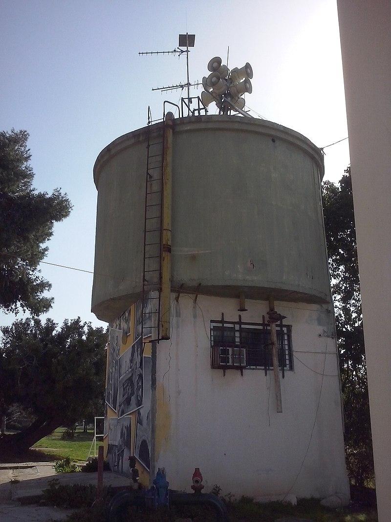 ברכת המים במקוה ישראל