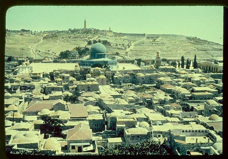 ירושלים הר הזיתים