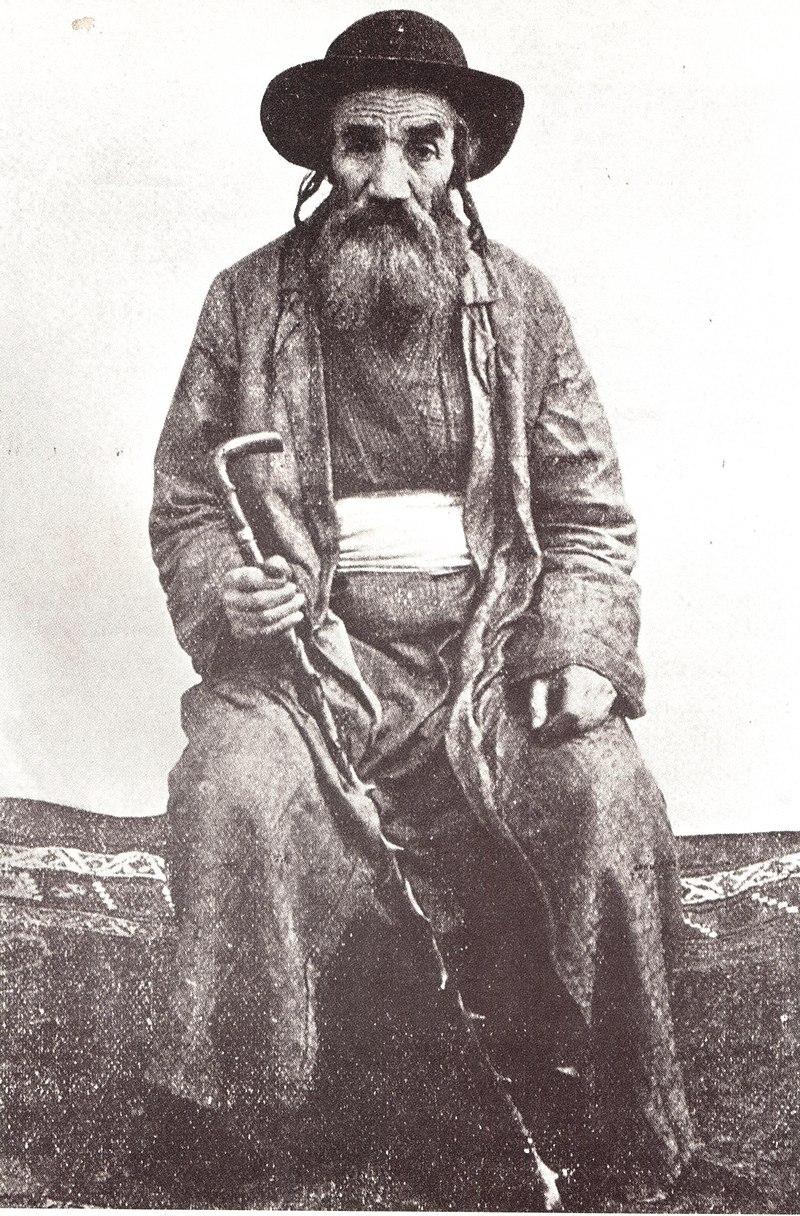 יהודי תושב צפת 1900