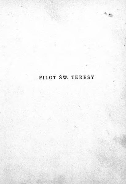 File:Pilot św. Teresy.djvu