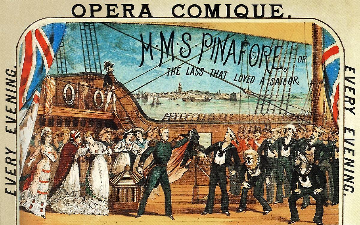 H.M.S. Pinafore – Wikipedia