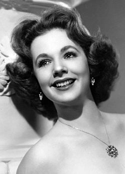 Piper Laurie, 1951.