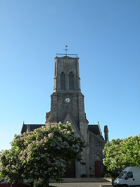 Church of Pipriac