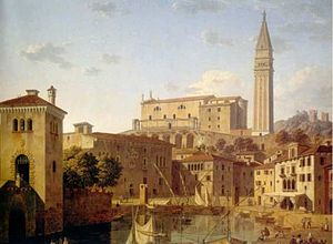 Piran - Piran before the end of the 19th century