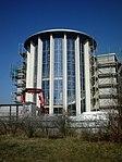 Pirna, Sonnenstein Treppenhaus 02.JPG