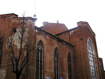 St. Francis' Church Pisa-san francesco.jpg