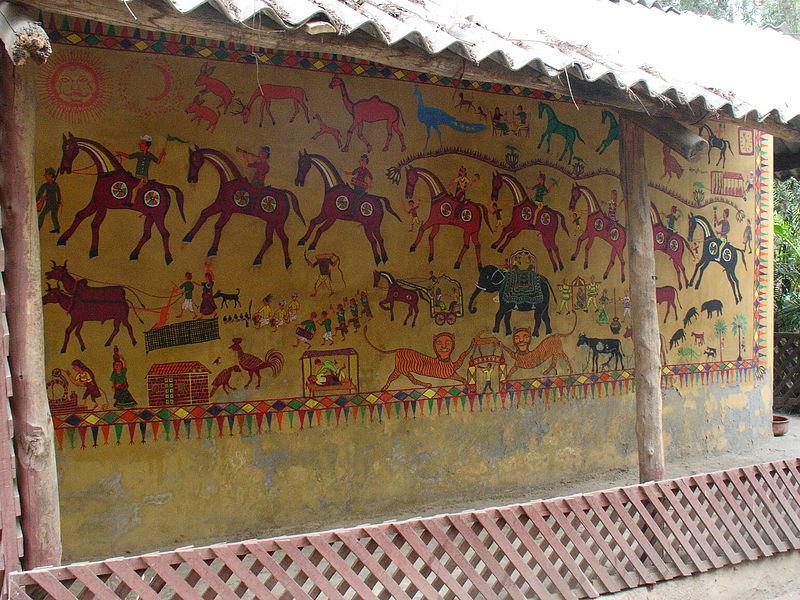 rabali painting gujarat-Aih
