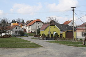 Place in Dolní Vilémovice, Třebíč District.jpg