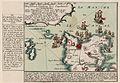 Plan du raid anglais sur Cherbourg en 1758.jpg