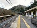 Platform of Kokokei Station - 1.jpg