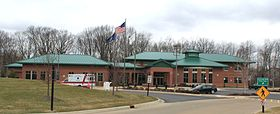 Plymouth Township Hall and Police Department Michigan.JPG