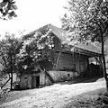 Pod (skedenj) s kaščo, Bičje 1948.jpg