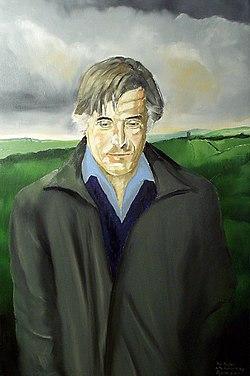 Poeten ted hughes dod