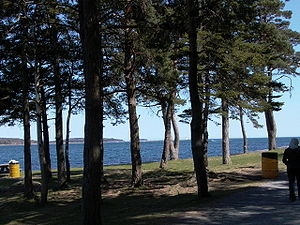 Point Pleasant Park - Image: Point Pleasant