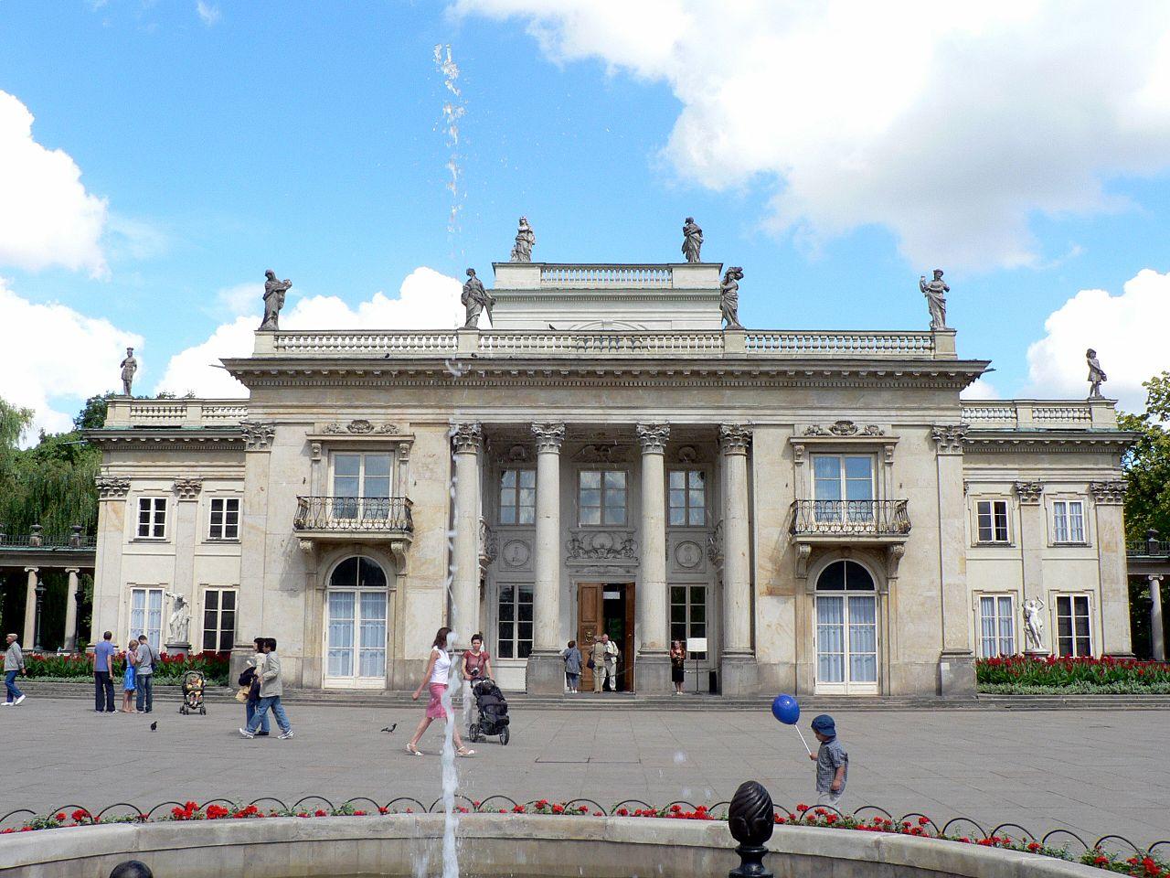 Poland Warsaw Łazienki Palace 5.jpg
