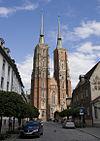 Poland Wroclaw Cathedral 2007.jpg