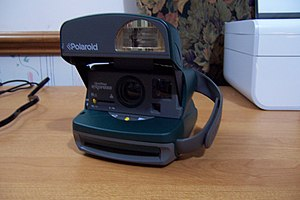 Creative destruction - Polaroid instant cameras have disappeared almost completely with the spread of digital photography.