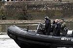 Police boat during the Boat Race in spring 2013 (3).JPG