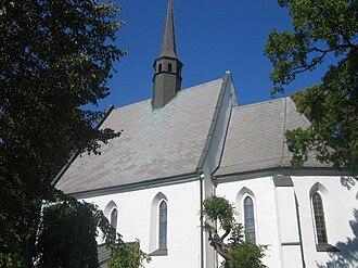Polička - Saint Michael's church, Polička