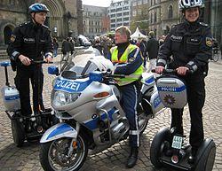 Полиция Википедия Полиция в Германии