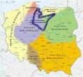Polska-dialekty (dialekt chełmińsko-kociewsko-warmiński).png