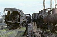Ponferrada 04-1984 MSP locomotives.jpg