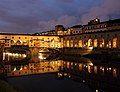 Ponte Vecchio at dusk 1.JPG