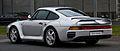 Porsche 959 – Heckansicht (2), 21. März 2013, Düsseldorf.jpg