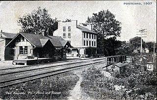 Port Kennedy, Pennsylvania Unincorporated community in Pennsylvania, United States