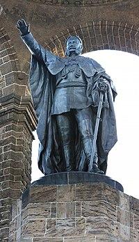 פסל הקיסר וילהלם השני