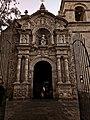 Portada de la iglesia de Yanahuara, Arequipa.jpg