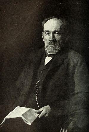 Hermann Eduard von Holst - Image: Portrait of Hermann Eduard von Holst