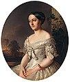 Portrait of Pauline Fürstin von Hohenlohe Öhringen Prinzessin zu Fürstenberg.jpg