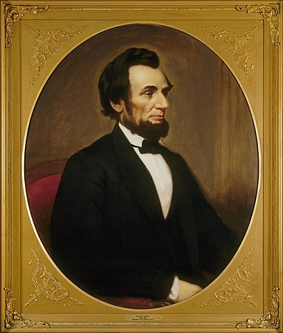 409px-Portrait_of_President_Lincoln_by_George_Dury.jpg (408×480)