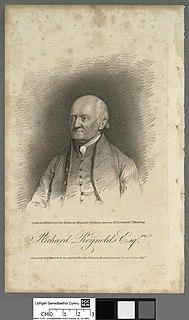 Richard Reynolds (ironmaster) English ironmaster and philanthropist