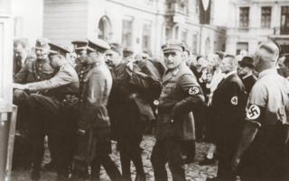 Sudeten German uprising