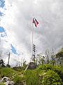 Postojna - Slovenian flag.jpg