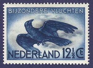 Aart van Dobbenburgh - Image: Postzegel NL 1933 L nr 11