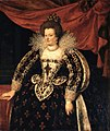 Pourbus, Frans - Portrait of Maria de' Medici, Queen of France (Galleria Palatina).jpg
