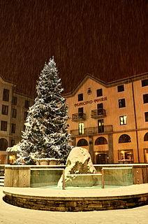 Pré-Saint-Didier Comune in Aosta Valley, Italy
